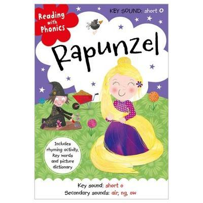 Rapunzel (Reading with Phonics)