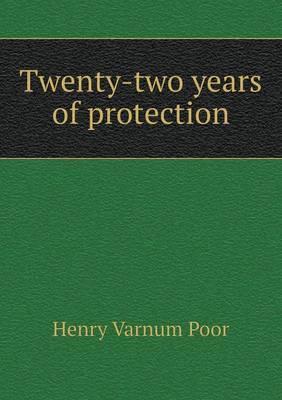 Twenty-Two Years of ...