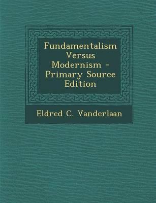 Fundamentalism Versu...