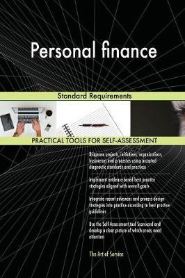 Personal Finance Standard Requirements