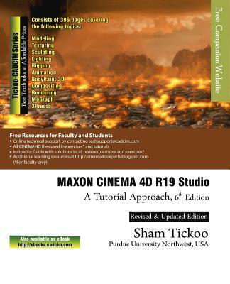 MAXON CINEMA 4D R19 Studio