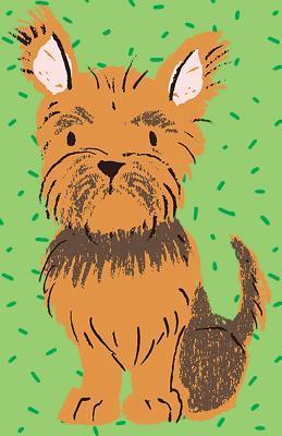 Bullet Journal For Dog Lovers - Yorkshire Terrier