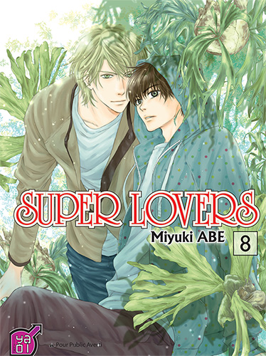 Super Lovers, Tome 8