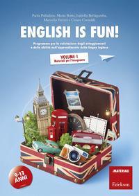 English is fun! Programma per la valutazione degli atteggiamenti e delle abilità nell'apprendimento della lingua inglese. 9-13 anni
