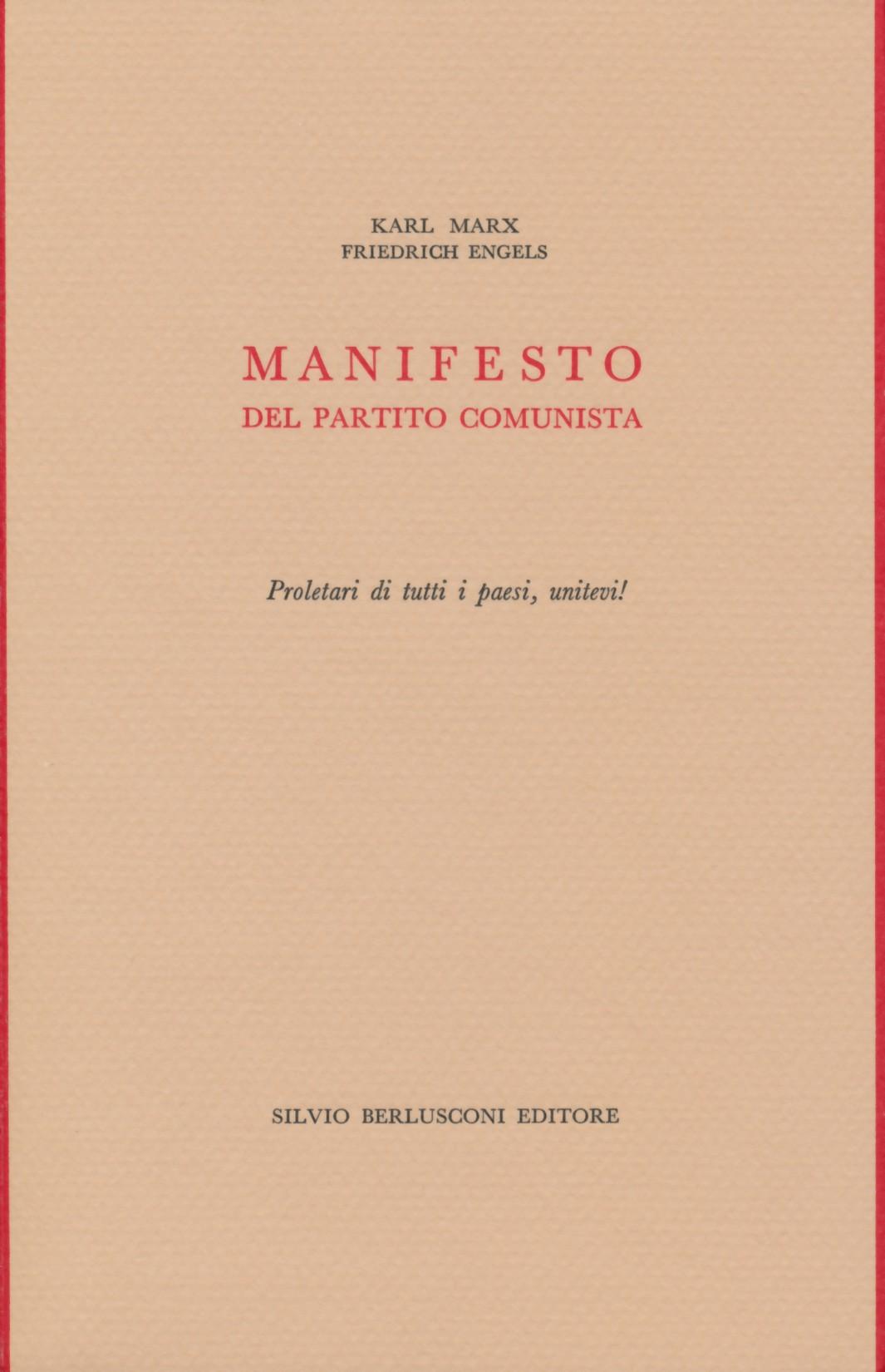 Manifesto del Partit...