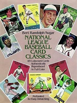 National League Baseball Cards Classics
