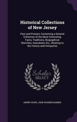 Historical Collections of New Jersey