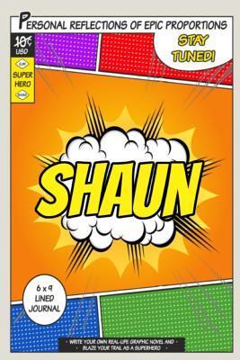 Superhero Shaun
