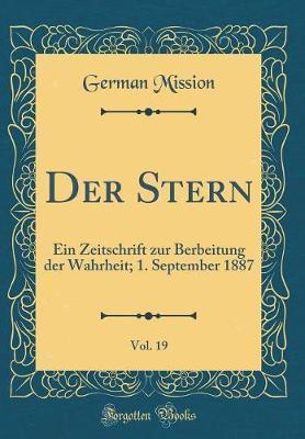 Der Stern, Vol. 19