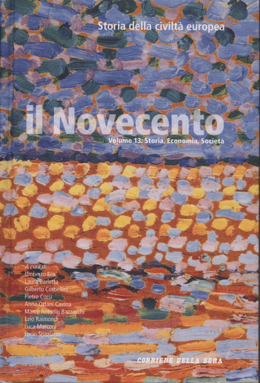 Storia della Civiltà Europea - Vol. 13