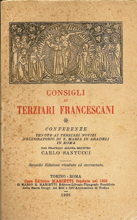 Consigli ai terziari francescani