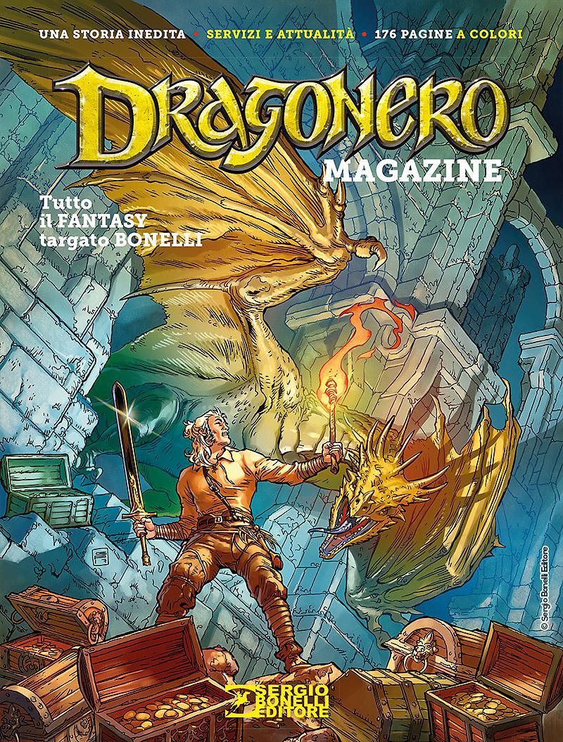 Dragonero Magazine n. 3