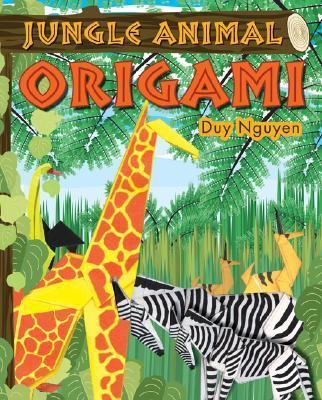 Jungle Animal Origami