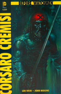 Before Watchmen: Crimson Corsair