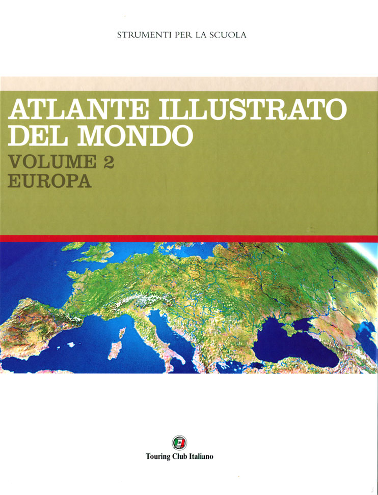 Atlante illustrato d...