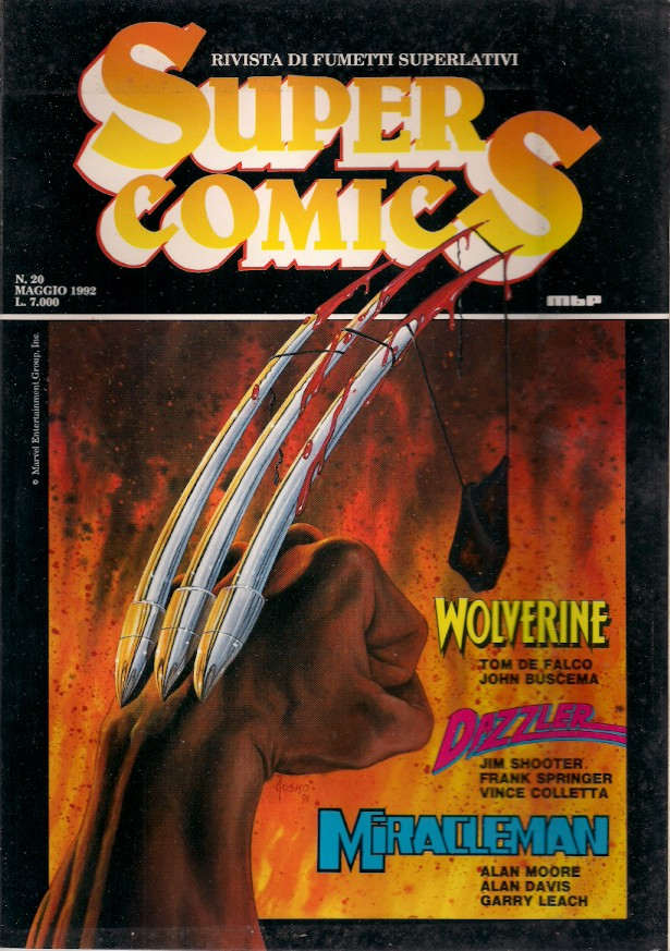 Super Comics n. 20