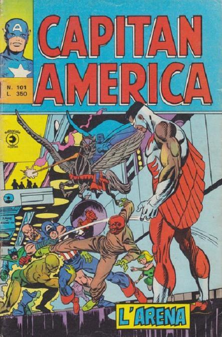 Capitan America n. 101