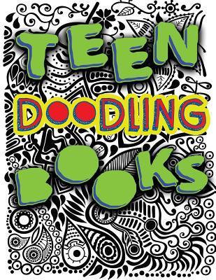 Teen Doodling Books