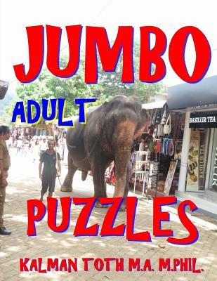 Jumbo Adult Puzzles