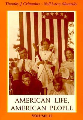 American Life, American People
