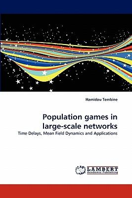 Population games in large-scale networks