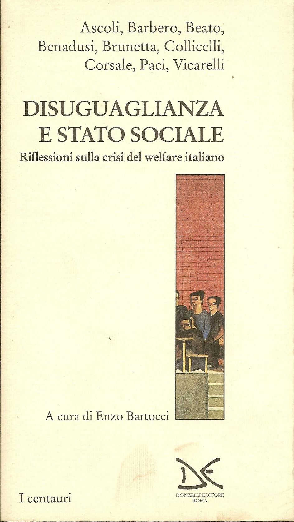 Diseguaglianza e Stato sociale