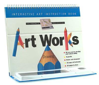 Interactive Art Instruction Book