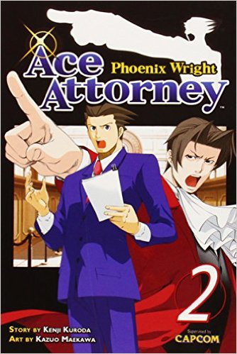 Phoenix Wright: Ace Attorney, Vol. 2
