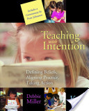 Teaching with intent...