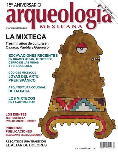 La Mixteca. Tres mil años de cultura en Oaxaca, Puebla y Guerrero