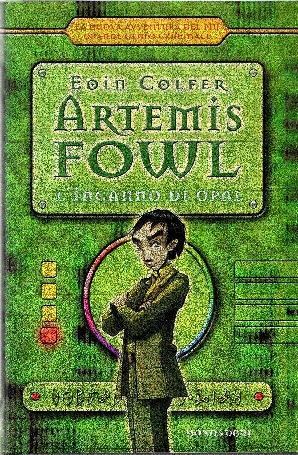 Artemis Fowl vol. 4