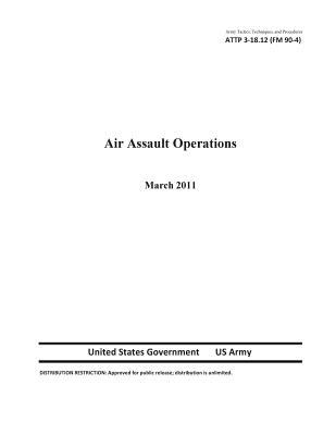 Army Tactics, Techniques, and Procedures Attp 3-18.12 Fm 90-4 Air Assault Operations