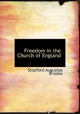 Freedom in the Church of England