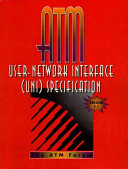 ATM user-network interface (UNI) specification version 3.1