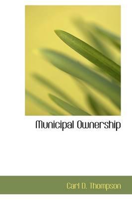 Municipal Ownership