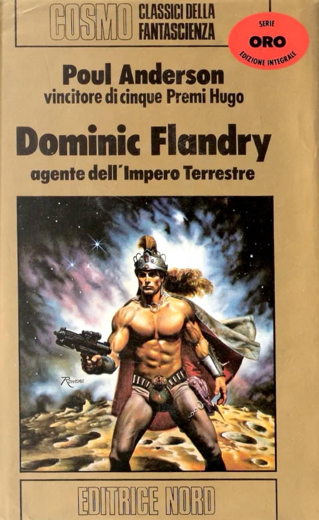 Dominic Flandry - Agente dell'Impero Terrestre