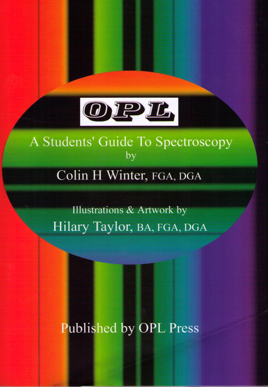 A Student's Guide to Spectroscopy