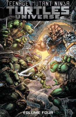 Teenage Mutant Ninja Turtles Universe 4