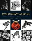 Evolutionary Analysis, Third Edition