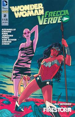 Wonder Woman / Freccia Verde #2