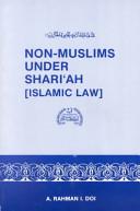 Non-Muslims Under Shari'Ah