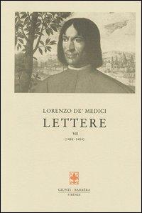 Lettere (1483-1484)