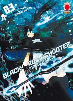 Black Rock Shooter vol. 3