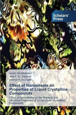 Effect of Nanosheets on Properties of Liquid Crystalline Compounds