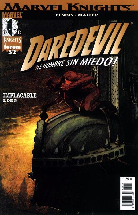 Marvel Knights: Daredevil Vol.1 #52 (de 56)