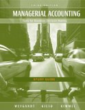 Study Guide to accompany Managerial Accounting