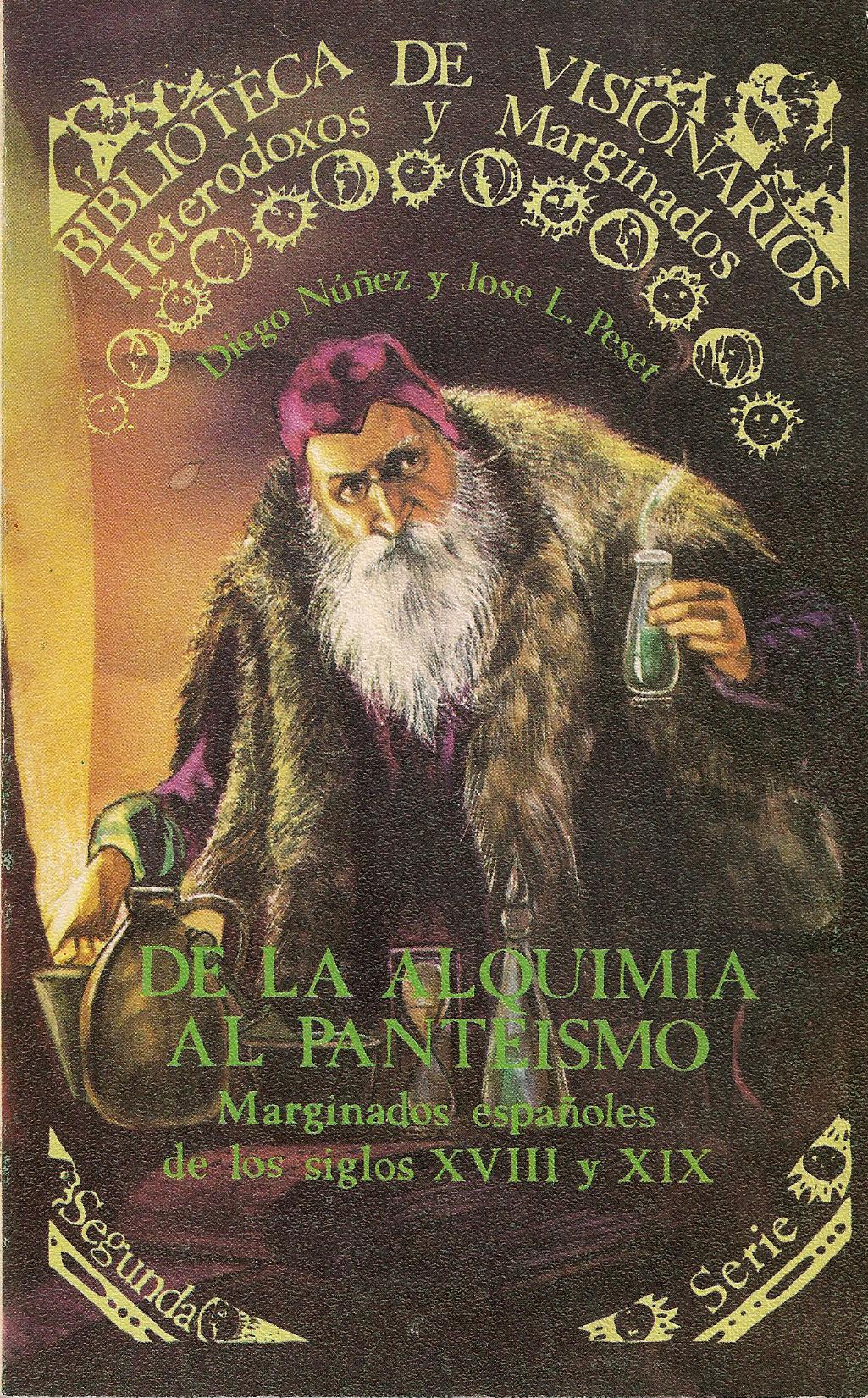 De la alquimia al panteísmo