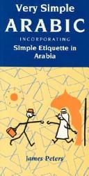 Very simple Arabic incorporating Simple etiquette in Arabia