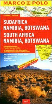 Sudafrica, Namibia, Botswana 1