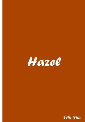 Hazel Brown Personalized Notebook Journal